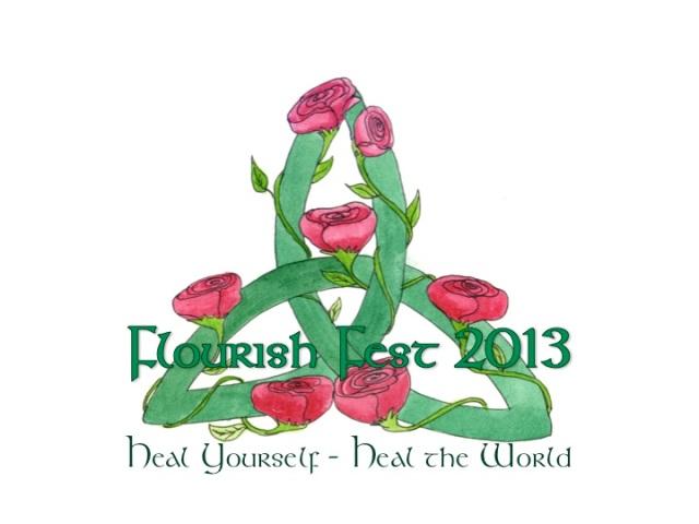 Flourish Fest Logo 2013